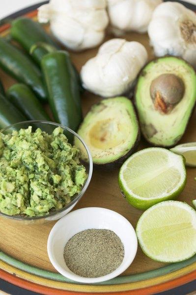 El guacamole es uno de los platos insignes de la gastronomía mexicana.