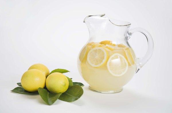 Limón fresco.