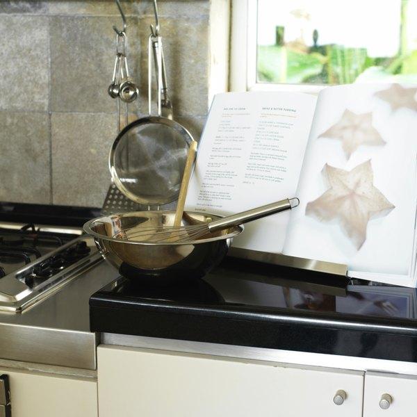 Você já sabe cozinhar?