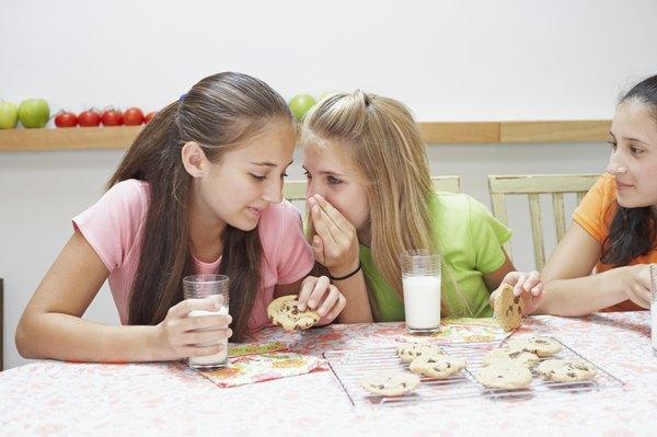 Galletas nutritivas para compartir.
