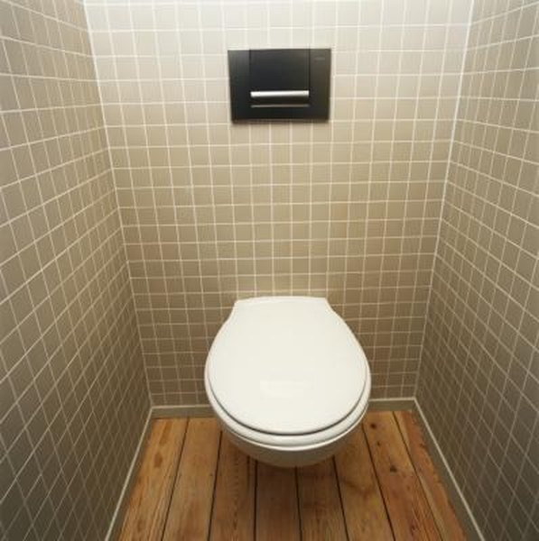 How to Position a Toilet in a Small Bathroom | Home Guides | SF Gate