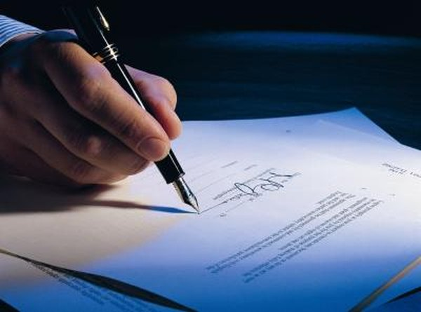 Accident victims must sign settlement documents before receiving a settlement check.