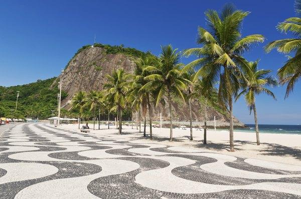 O Rio de Janeiro é o principal destino de turistas estrangeiros no Brasil