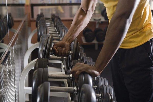 Não pule o treino de força se quiser ter um corpo enxuto e em forma
