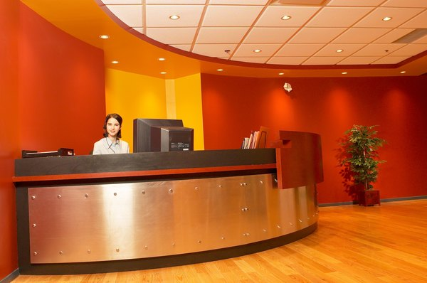 Receptionists are found in all types of industries and business sizes.