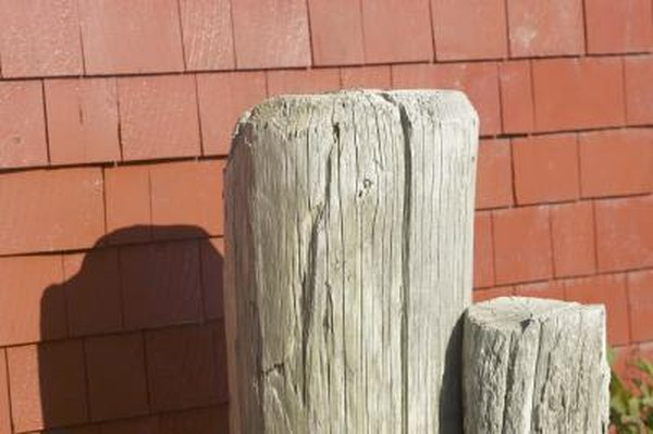 Repairing Split Wooden Posts | Home Guides | SF Gate