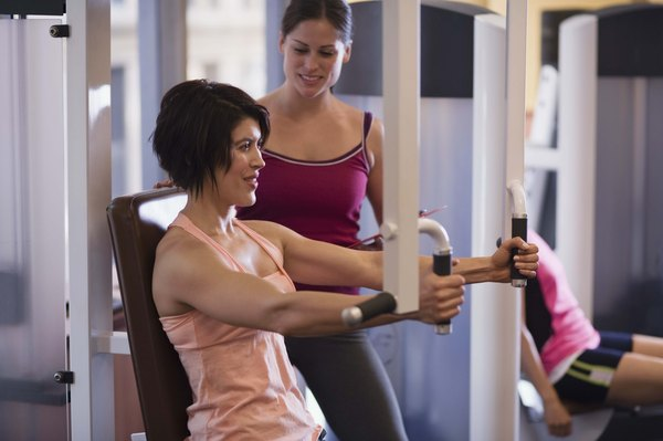 ACSM Health Fitness Specialist Certification - Woman
