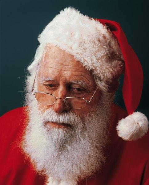 As crianças têm medo do Papai Noel levá-las para o Polo Norte