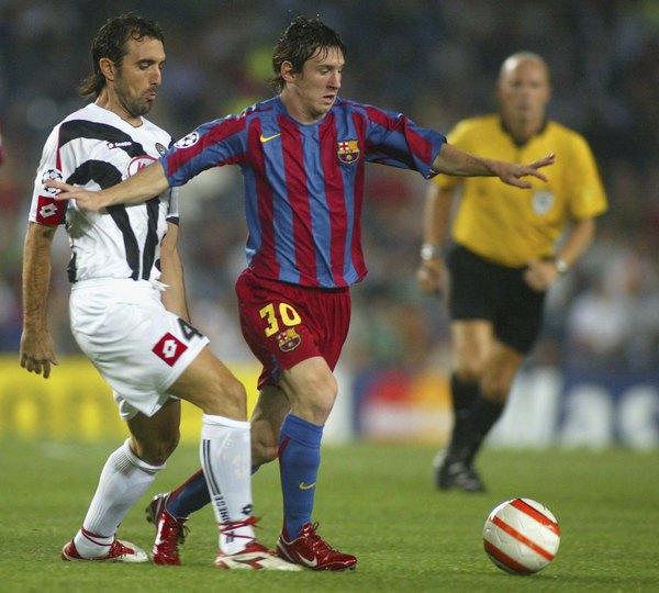 Um problema de saúde durante a infância quase tirou Messi dos gramados