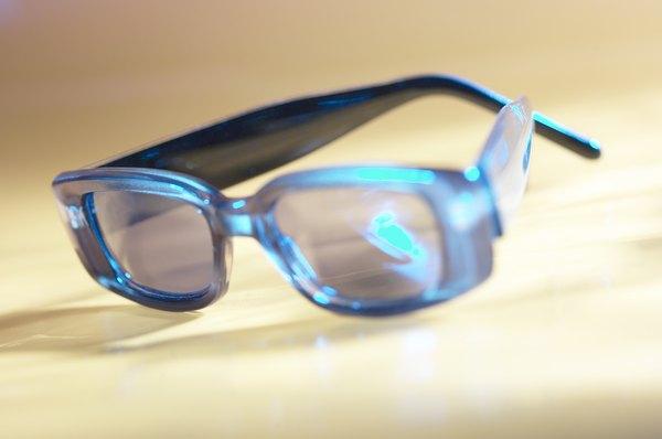 Óculos de sol de grau