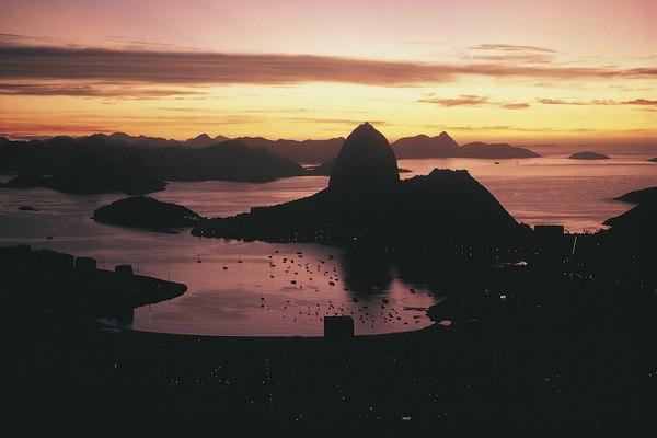 O Rio de Janeiro é um paraíso ecológico que encanta os turistas