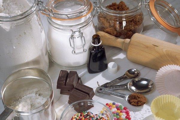 Os ingredientes principais