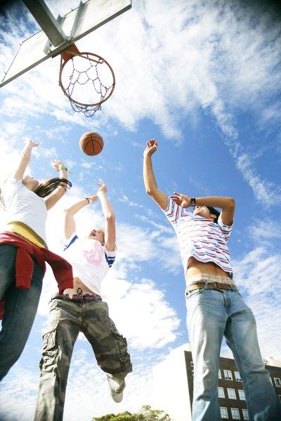 Escolha entre um esporte individual ou em equipe