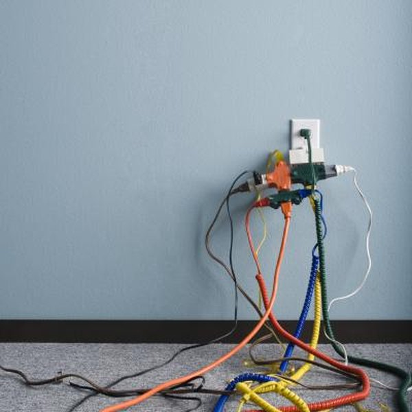 How to Change a Wall Outlet to Double Outlets | Home Guides | SF Gate