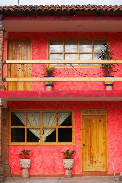 Casa mexicana.
