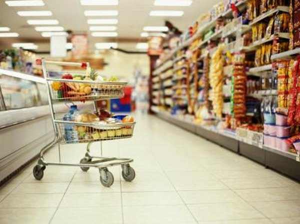 Inflation drives up the prices of food and other goods.