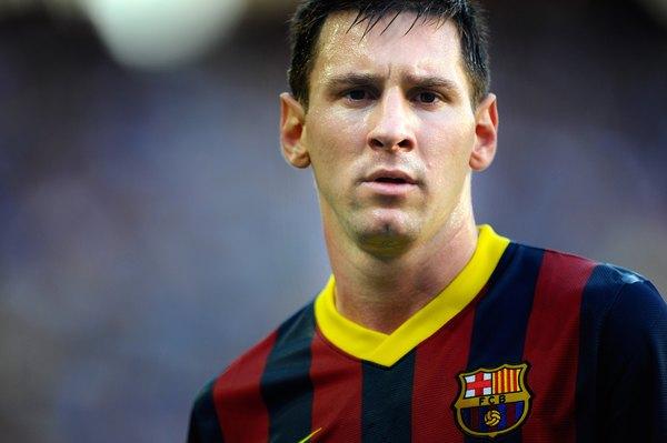 Messi é um dos melhores jogadores de futebol da atualidade