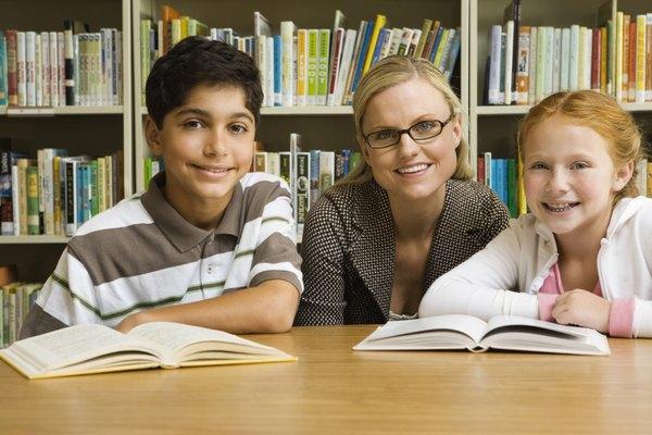 Teachers help instill confidence and build self-esteem in students.