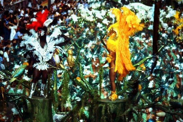 Os carnavais de Barranquilla são mundialmente conhecidos