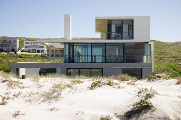 Beach house sales sometimes require planning.