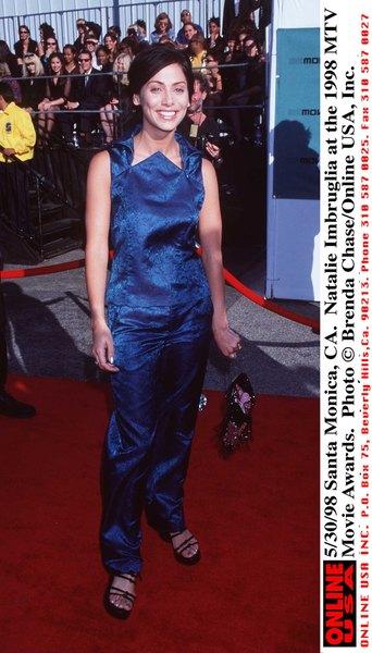 Natalie Imbruglia fez muito sucesso na década de 1990
