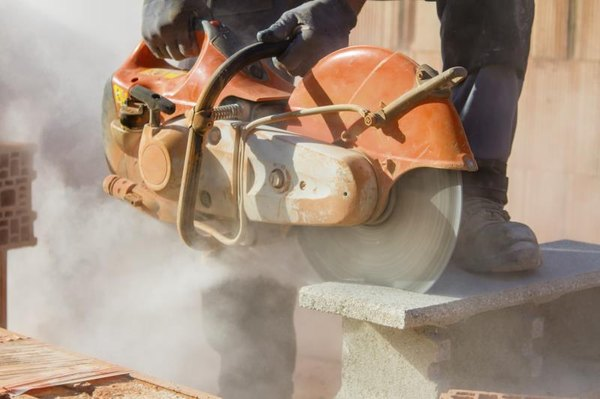 How to Troubleshoot a Stihl TS400 Concrete Saw | Home Guides | SF Gate