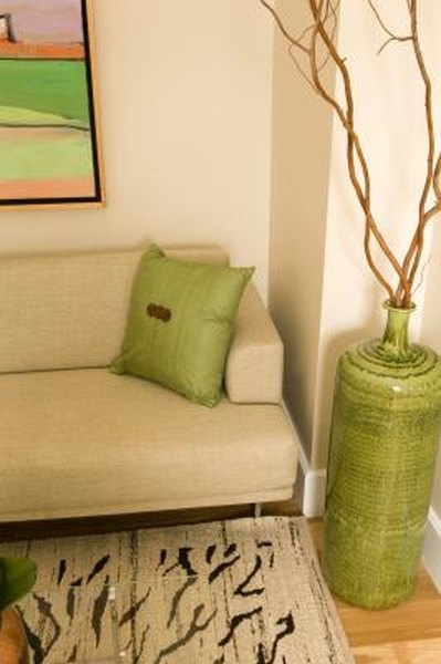 How To Decorate Around Lime Green Curtains Home Guides