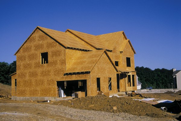 How to use land equity as a down payment to build a house for Homes to build on acreage