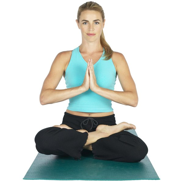 The Lotus Position Is A Popular Pose In Kemetic Yoga