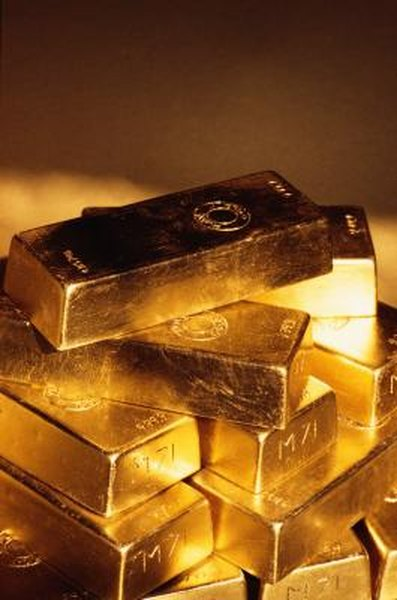 Certain gold investments are acceptable for IRA accounts.