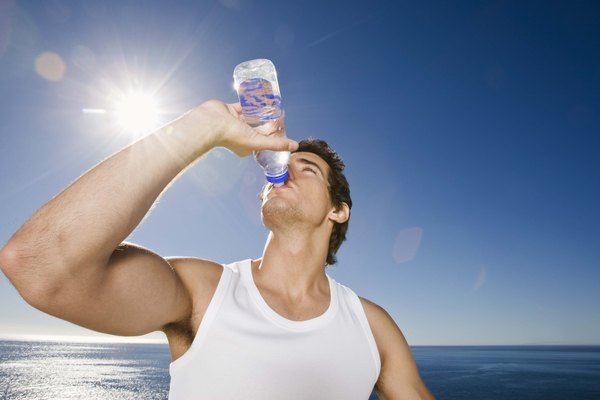 Mantenha-se hidratado