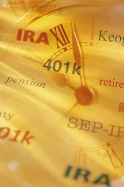 Owners of multiple 401(k) plans can combine them through a rollover.