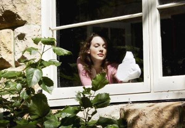 How to Clean Windows With UV Protective Film | Home Guides