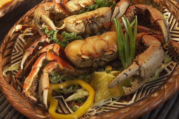 Típicos do litoral, os frutos do mar são um grande sucesso da cozinha brasileira