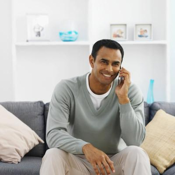 Calling your broker is one way to check your account.