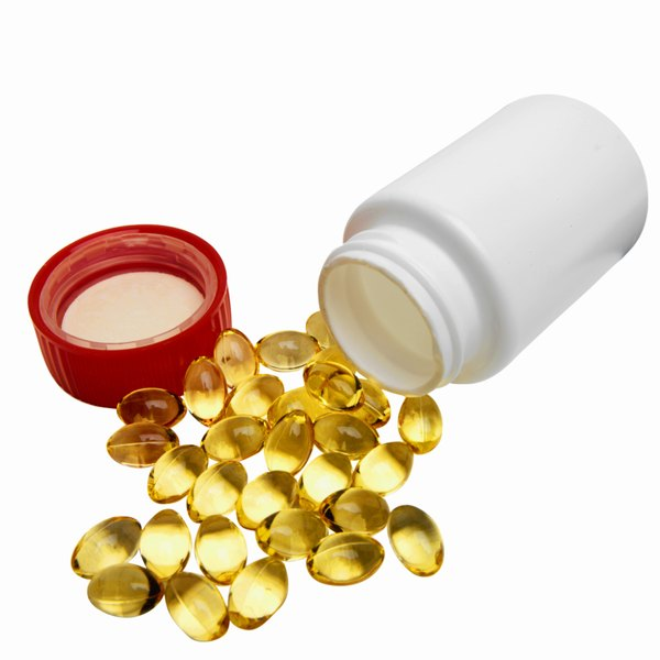 Excess vitamin D may cause elevated calcium levels in the blood.