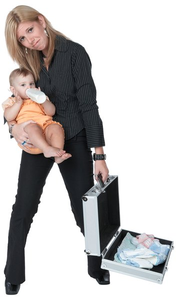 advantages of working mothers