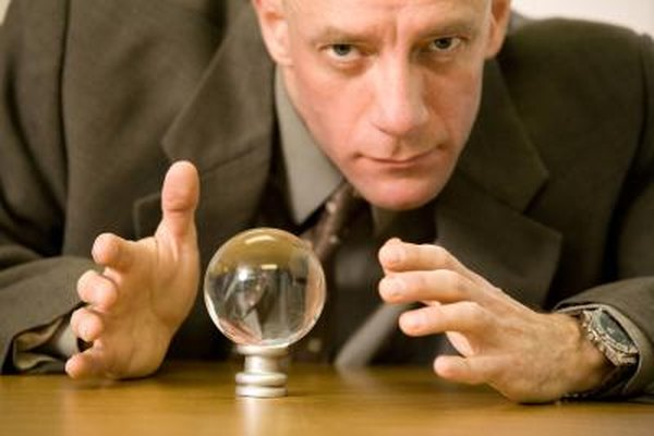 Advocates claim that technical analysis can predict the future.