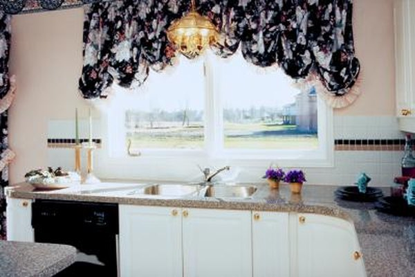 Ideas For Curtains For Wide Short Windows Home Guides Sf Gate