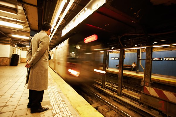 Salary of a New York City Train Conductor   Career Trend