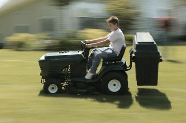 Will A Defective Safety Switch Allow Lawn Tractor Engine