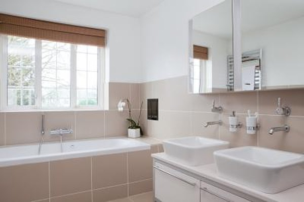 how to get a window over a bathtub | home guides | sf gate