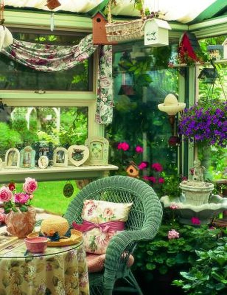 Sunroom Ideas For Plants Home Guides Sf Gate