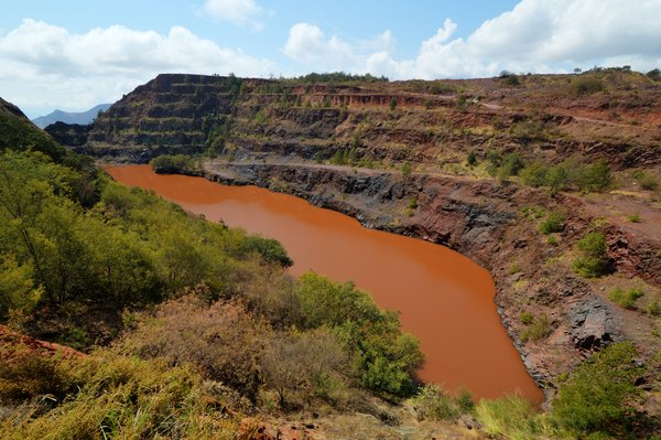 One of Africa's largest mines located in Swaziland