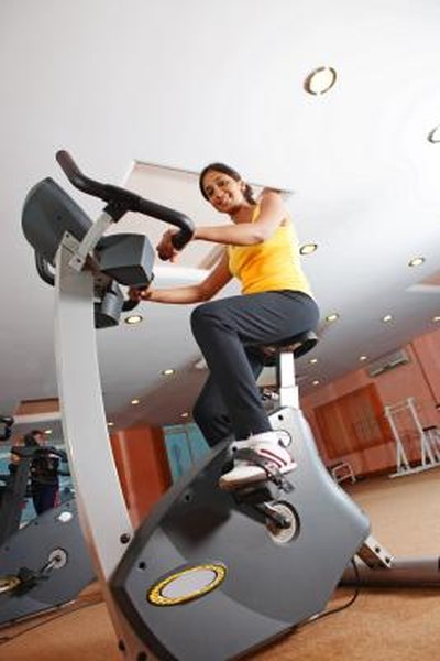 Stationary Bike Workouts To Lose Weight Live Well