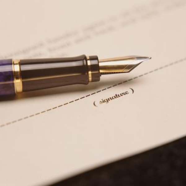 How To Write A Binding Promissory Note