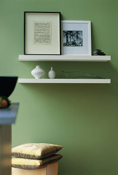 How To Fix A Sagging Floating Shelf Home Guides SF Gate Cool How To Fix Sagging Floating Shelves