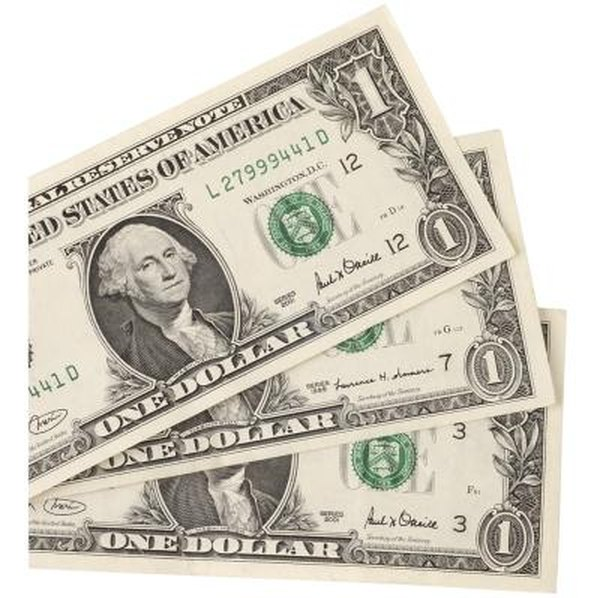 What Does the Series Mean on a Dollar Bill? - Budgeting Money