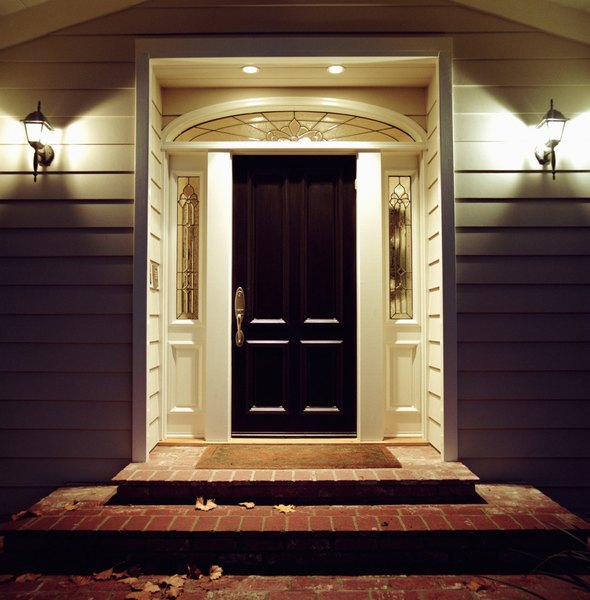 Superbe A Properly Refinished Fiberglass Entry Door Will Enhance The Overall Look  Of Your Home.