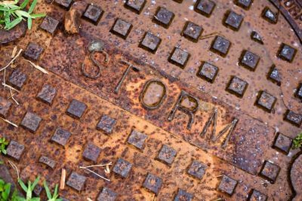 Why Are There Drains in My Backyard? | Home Guides | SF Gate